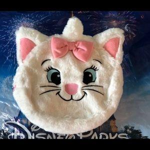 Disney Parks Aristocats Marie Plush Back Pack